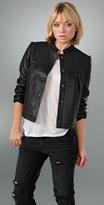 Gossip Leather Jacket