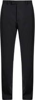 Valentino Straight-leg wool trousers