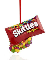Kurt Adler Candy Favorites Skittles Bag and Candies Ornament