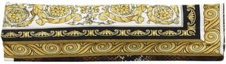 Versace Baroque Print Cotton Jersey Headband