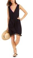 Dotti Resort Tassel-Trim Dress Cover-Up Women's Swimsuit