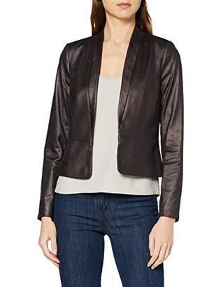 Comma Women's 81.9.54.5894 Suit Jacket,18 (Size: )