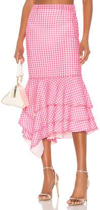 NBD Ayesha Midi Skirt