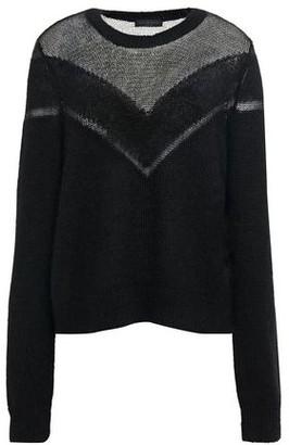Rag & Bone Blaze Devore Knitted Sweater