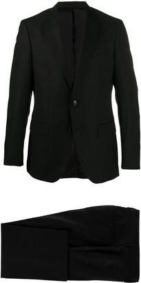 HUGO BOSS Two-Piece Virgin Wool Suit