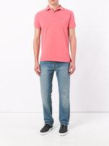Armani Jeans straight leg jeans - men - Cotton/Spandex/Elastane - 32