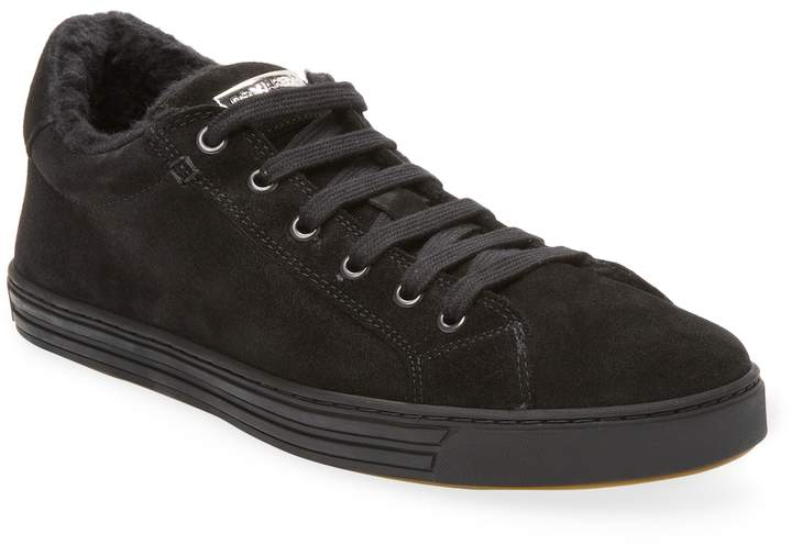 DSQUARED2 Men's Velour Montone Sneakers