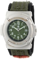 Smith & Wesson Men's SWW-11-OD Lawman Nylon Strap Watch