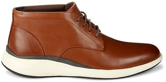 Cole Haan Troy Leather Chukka Boots