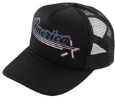 O'Neill Women's Freedom Folk Baseball Cap - Black