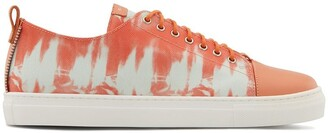 Giuseppe Junior Low Top Tie-Dye Print Sneakers