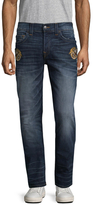 True Religion Rocco No Flap Skinny Fit Jeans