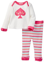 Kate Spade Hey Baby Top & Pant Set (Baby Girls)