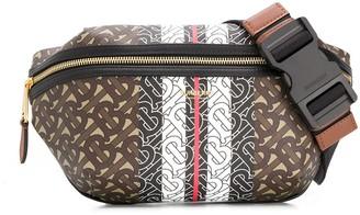 Burberry Medium Monogram Stripe Belt Bag