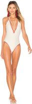 Lovers + Friends Adrift Swimsuit