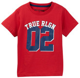 True Religion Varsity Tee (Toddler & Little Boys)