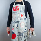 Gillian Kyle Gift & Home 'Fish And Chips' Unisex Kitchen Apron