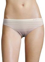 Calvin Klein Stretch Striped Bikini Panties