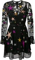 Elie Saab star embellished dress