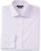 Lauren Ralph Lauren Men's Slim-Fit Checked Dress Shirt