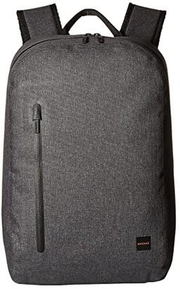 Knomo London Thames Harpsden Backpack (Grey) Backpack Bags