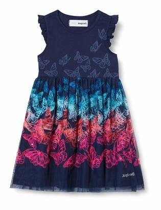 Desigual Girls' Vest_Uruapan Dress