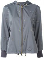 Salvatore Ferragamo studded jacket