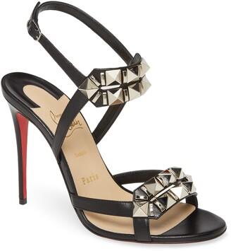 Christian Louboutin Galerietta Studded Sandal