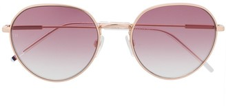 Tommy Hilfiger Round-Frame Tinted Sunglasses