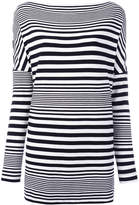 I'M Isola Marras striped top