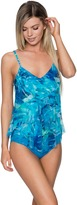 Sunsets Swimwear - Ava Tiered Tankini Top 92TCALY