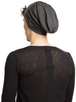 Rick Owens Virgin Wool Hat