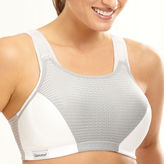 Glamorise Magiclift Double Layer Custom Control Wireless Unlined Sports Bra-1166