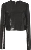 Diane von Furstenberg Sequin Shell Top
