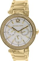 Michael Kors Women's Parker MK5780 Stainless-Steel Quartz Watch