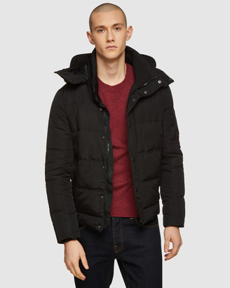 Oxford Aiden Hoody Puffa Jacket