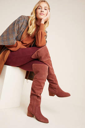 Seychelles Lien.Do By Liendo by Over-The-Knee Suede Boots