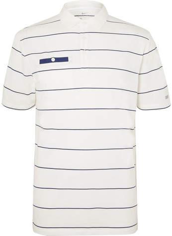 3954e5bb8 Nike Men's Stripe Polo Shirt - ShopStyle