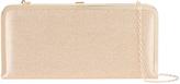 Accessorize Rose Glitter Hardcase Clutch Bag
