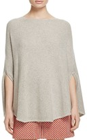 Maje Marnais Knit Cape - 100% Bloomingdale's Exclusive