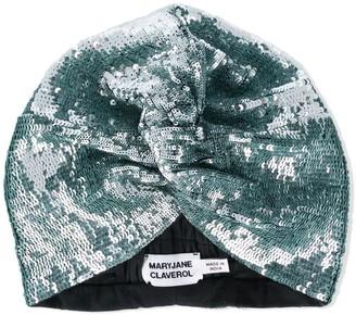 MaryJane Claverol Adele turban