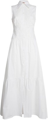 Ermanno Scervino Sleeveless Maxi Dress