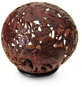 Coconut shell sculpture, 'The Shepherd'