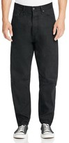 Rag & Bone Engineer Relaxed Fit Jeans in Black Selvage