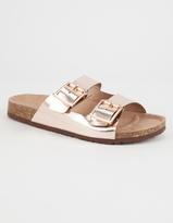 Madden-Girl Pleaase Womens Sandals