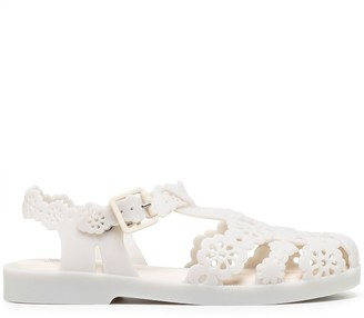 Viktor & Rolf x Melissa Possession Lace sandals