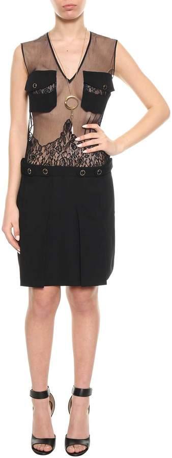 Givenchy See-trought Short Dress