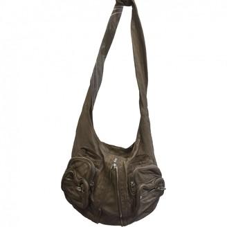 Alexander Wang Donna Beige Leather Handbags
