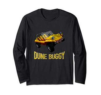 Dune Vintage Buggy Beach Buggy Off Road Sand Rail Gift 4x4 Long Sleeve T-Shirt