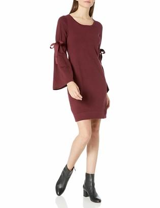 Max Studio Women's Long Sleeved Sweater Dress